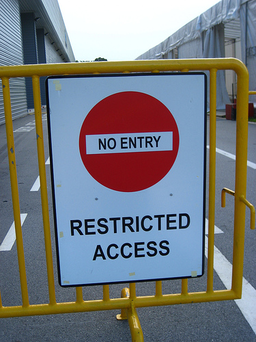 Systems Monitoring : Restricted Access