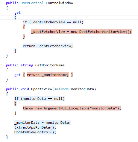 Visual Studio 2012 - Uncovered Code