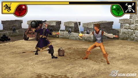 Sid Meier's Pirates : Sony PSP