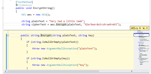 Visual Studio 2013 Peek Definition
