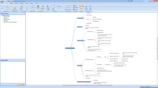 MindGenuis Mind Mapping and Project Management Tool
