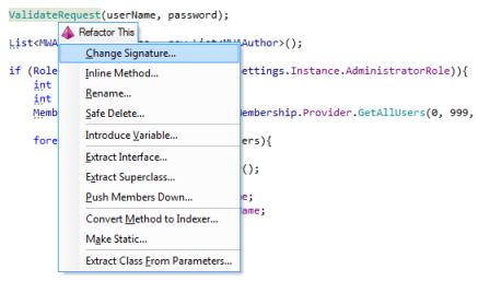 JetBrains Resharper Code Productivity Tool