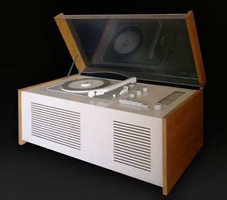 Braun SK61 Record Player