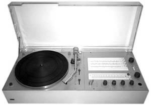 Braun Audio 310 Turntable