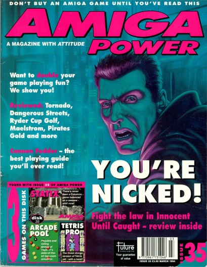 Amiga Power Magazine