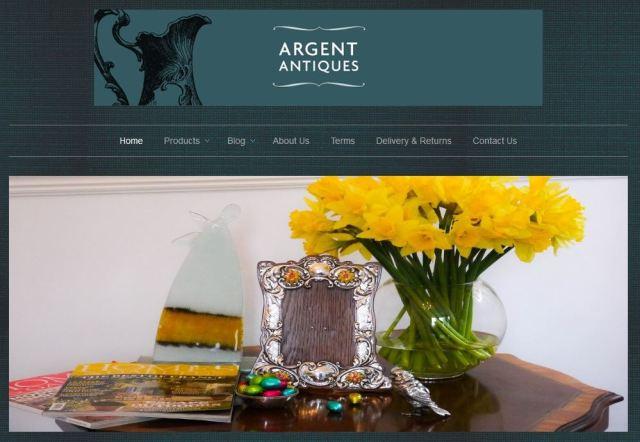 Argent Antiques : Antique Silverware
