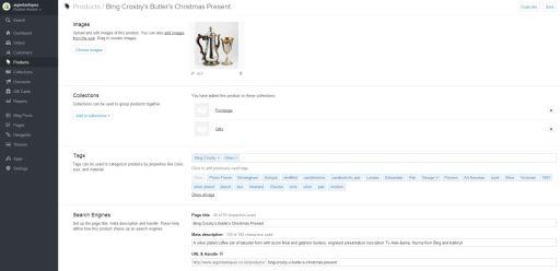 Shopify : e-commerce platform.