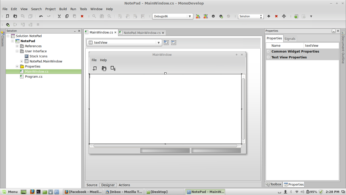 Cross Platform Development with Mono – Stephen Haunts