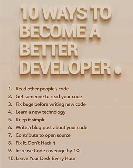 对开发者有用的英文网站合集,建议收藏!