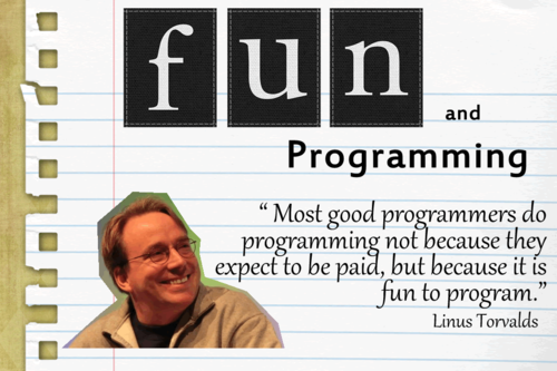 Linus Torvolds - Most Good Programmers Quote