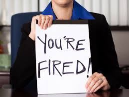 Your Fired