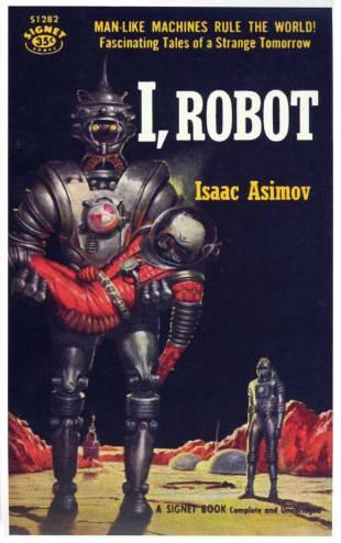 Asimov's IRobot