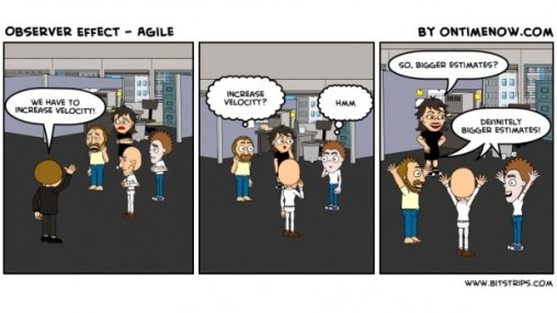Agile Velocity is a Dangerous Target