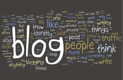 Blogging is a great way to promote yourself and help others at the same time.