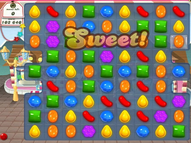 Candy Crush Saga King Online