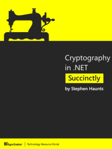 Cryptography in .Net by Stephen Haunts