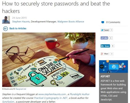 How to Securely Store Passwords and Beat the Hackers