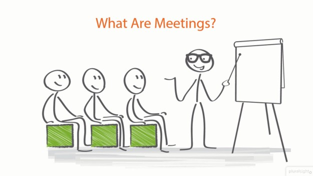 How to Run Effective Meetings by Stephen Haunts