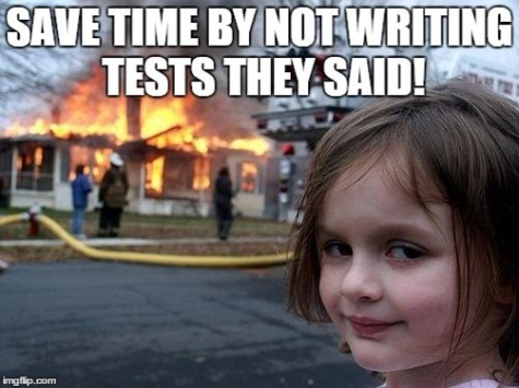 The Perils of Not Writing Good Unit Tests?