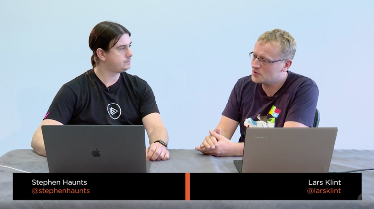 Play by Play: Enterprise Data Encryption with Azure Revealed with Stephen Haunts and Lars Klint