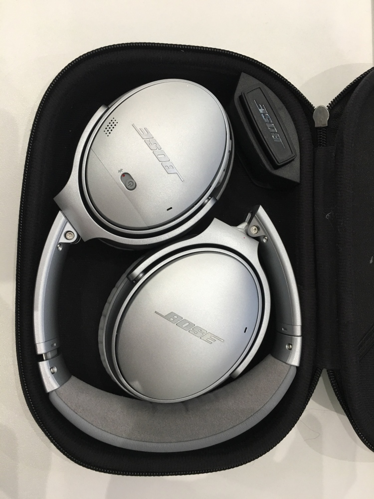 Bose QC35 Noise Canceling Headphones