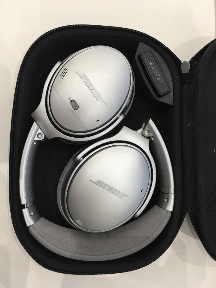 Bose QC35 Noise Canceling Headphones