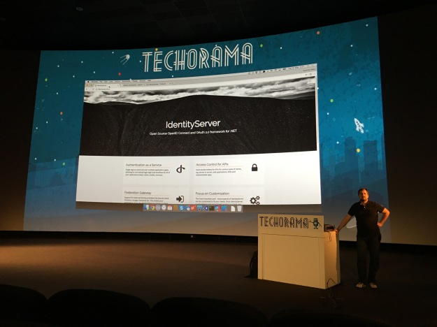Techorama Conference in Antwerp