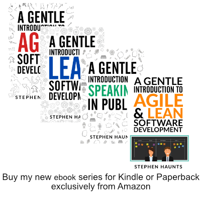 A Gentle Introduction book series. by Stephen Haunts.