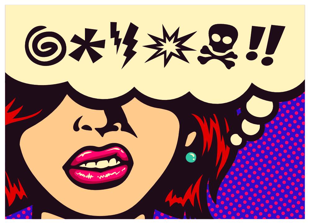 Profanity Detector by Stephen Haunts on Github.
