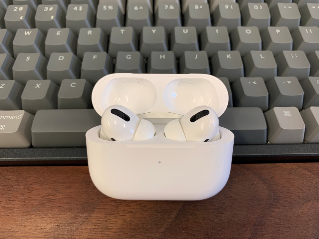 Apple AirPods Pro are an excellent addition to the AirPods line with added comfort, active noise canceling and a natural sounding transparency mode.